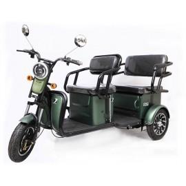 綠坦克 三輪車